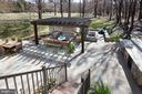 Terrace w/Pergola, Bar/Grill, Fire Pit, TV Hookup - 9720 ARNON CHAPEL RD, GREAT FALLS