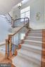 Staircase - 9720 ARNON CHAPEL RD, GREAT FALLS