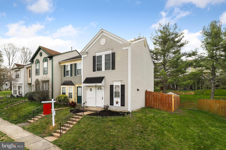 Single Family for Sale at 12247 Granada Way Woodbridge, Virginia 22192 United States