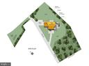 Site Plan - 9720 ARNON CHAPEL RD, GREAT FALLS