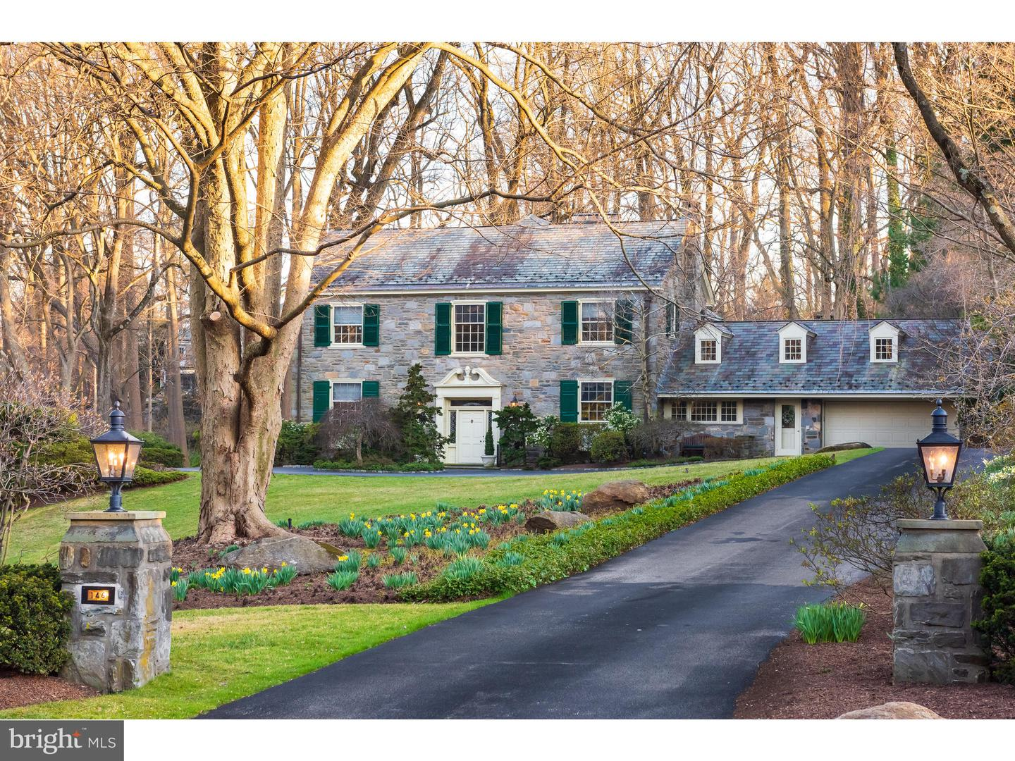 146 CHESWOLD VALLEY ROAD, HAVERFORD, Pennsylvania