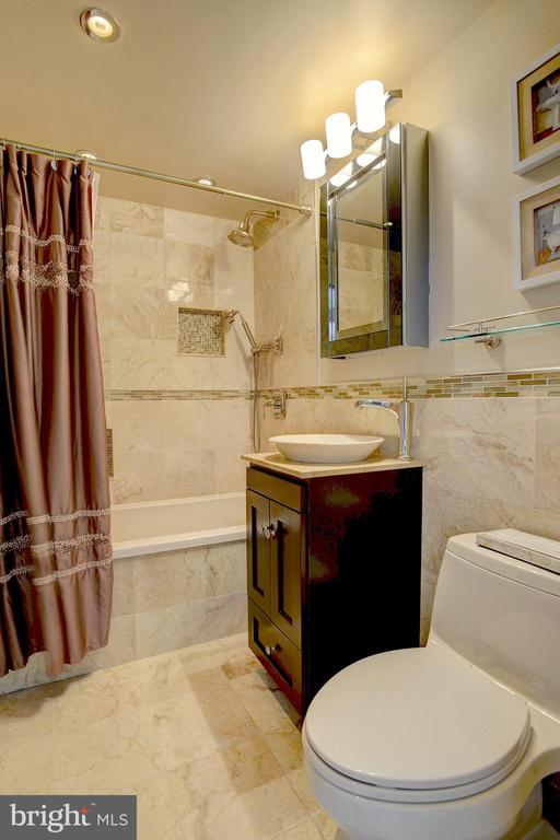 Fully renovated ensuite with attention to detail - 520 N ST SW #S621, WASHINGTON