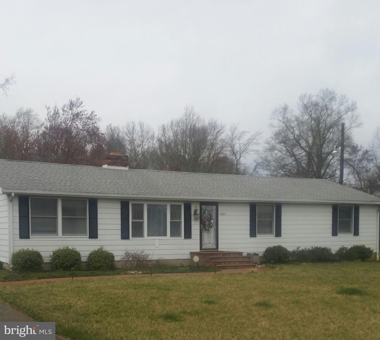 Einfamilienhaus für Verkauf beim 4687 ARTHURSVILLE Road Hartly, Delaware 19953 Vereinigte Staaten