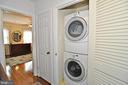 3rd floor laundry closet - 2415 9TH ST S, ARLINGTON
