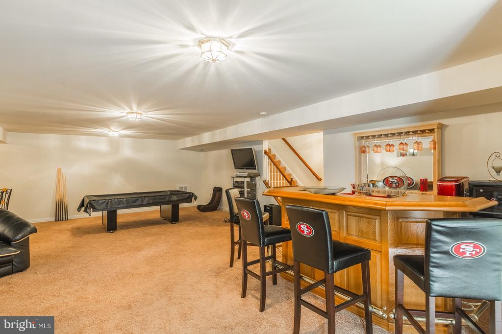 Fully finished basement - 4157 AGENCY LOOP, TRIANGLE