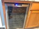 28 Bottle Beverage Refrigerator/Wine Cooler - 632 FRANKLIN ST NE, WASHINGTON
