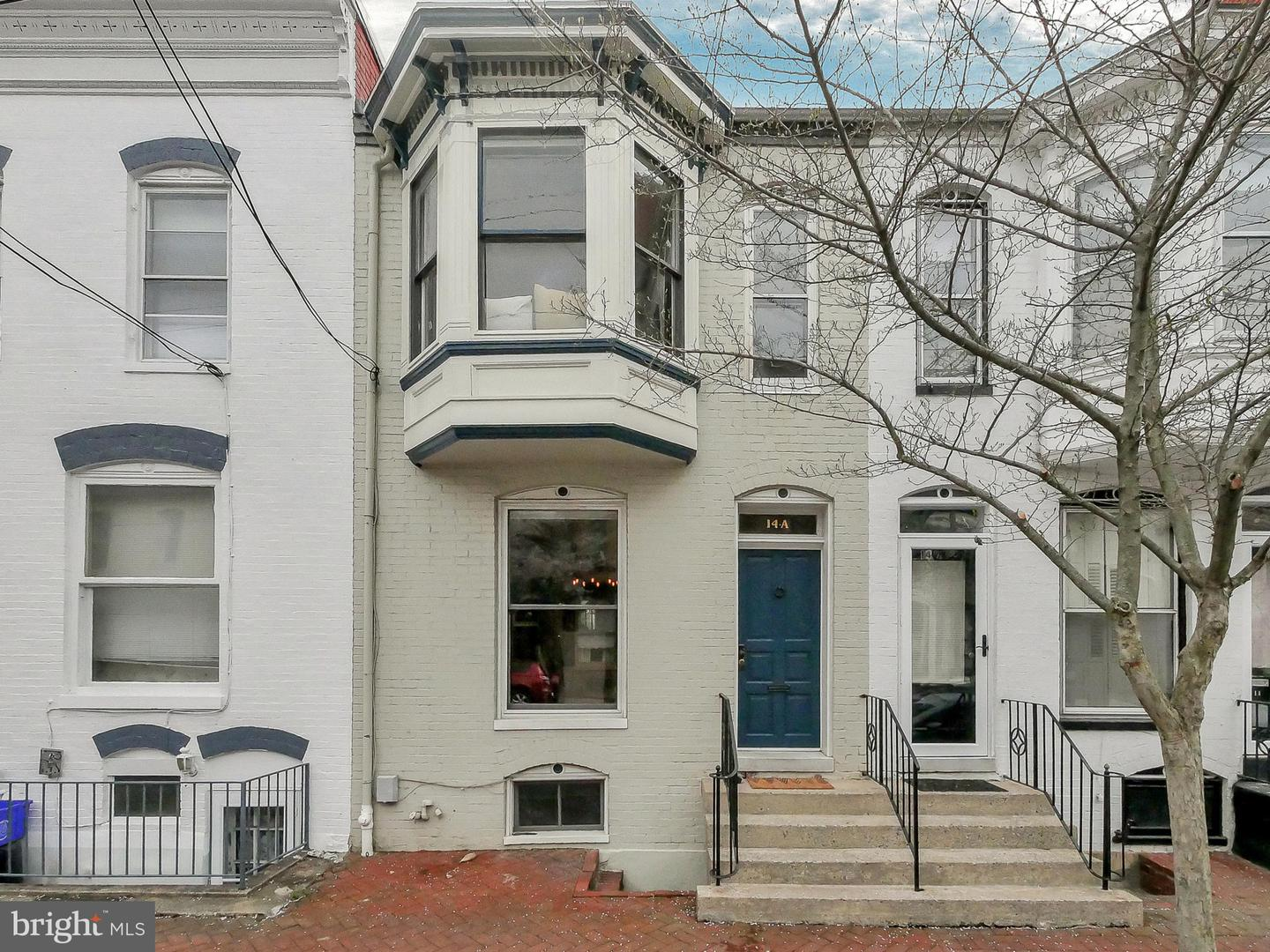 Single Family for Sale at 14-A E Third St Frederick, Maryland 21701 United States