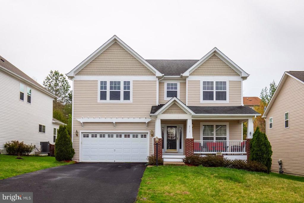 WELCOME HOME! - 4157 AGENCY LOOP, TRIANGLE