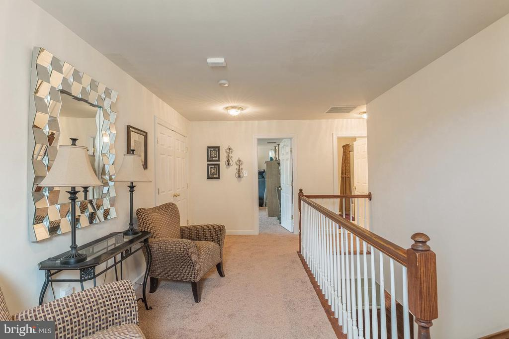 Upper level with even more space - 4157 AGENCY LOOP, TRIANGLE