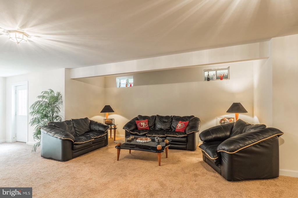 Tons of space in the basement - 4157 AGENCY LOOP, TRIANGLE