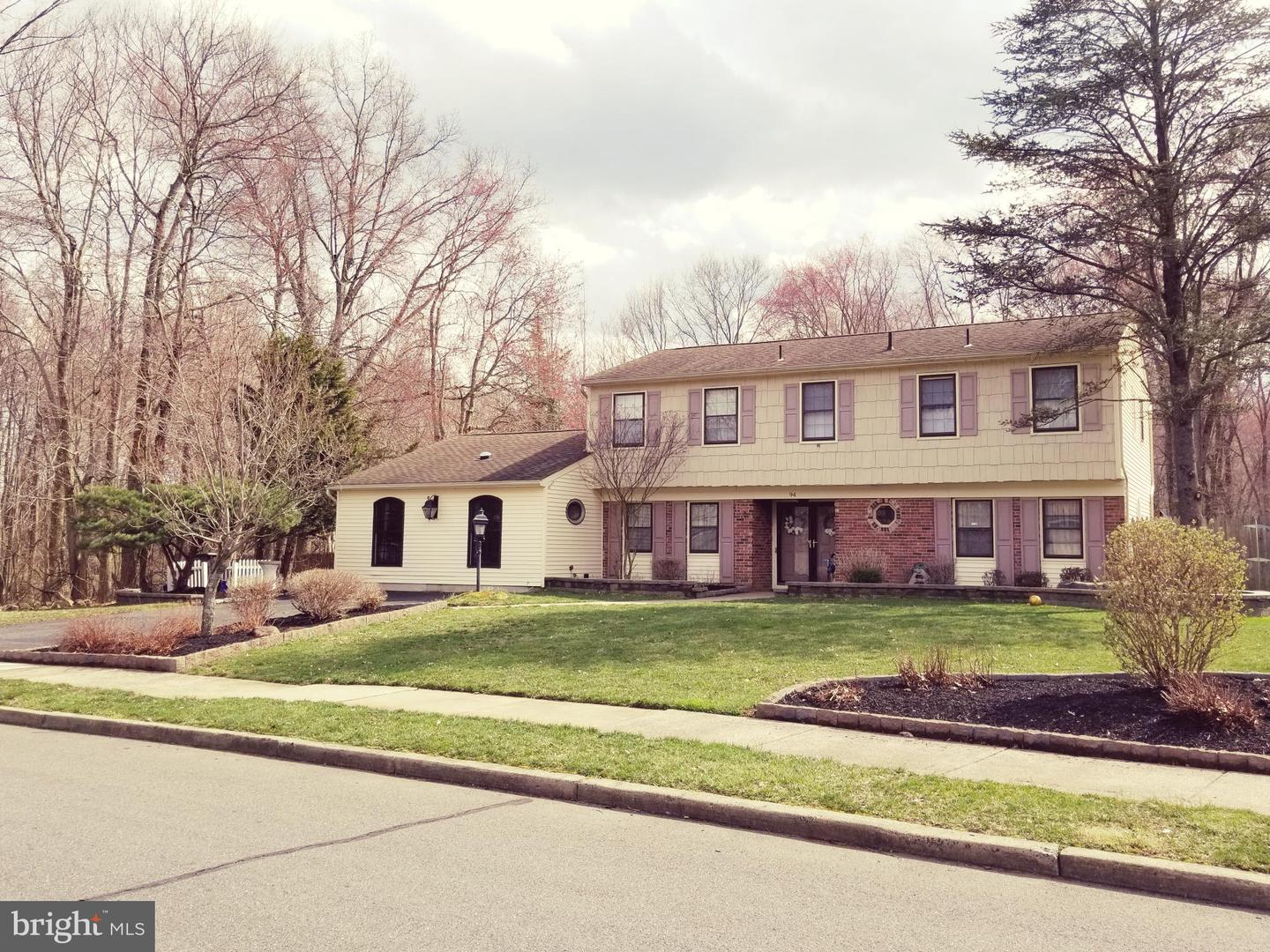 Single Family Home for Sale at 94 PARKER Road Plainsboro, New Jersey 08536 United StatesMunicipality: Plainsboro Township