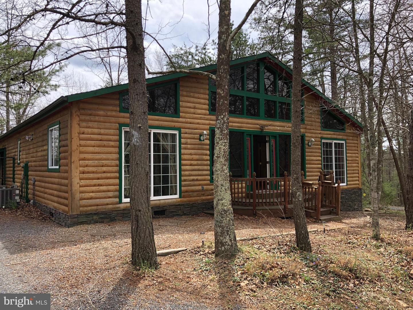 Single Family Homes for Sale at Basye, Virginia 22810 United States