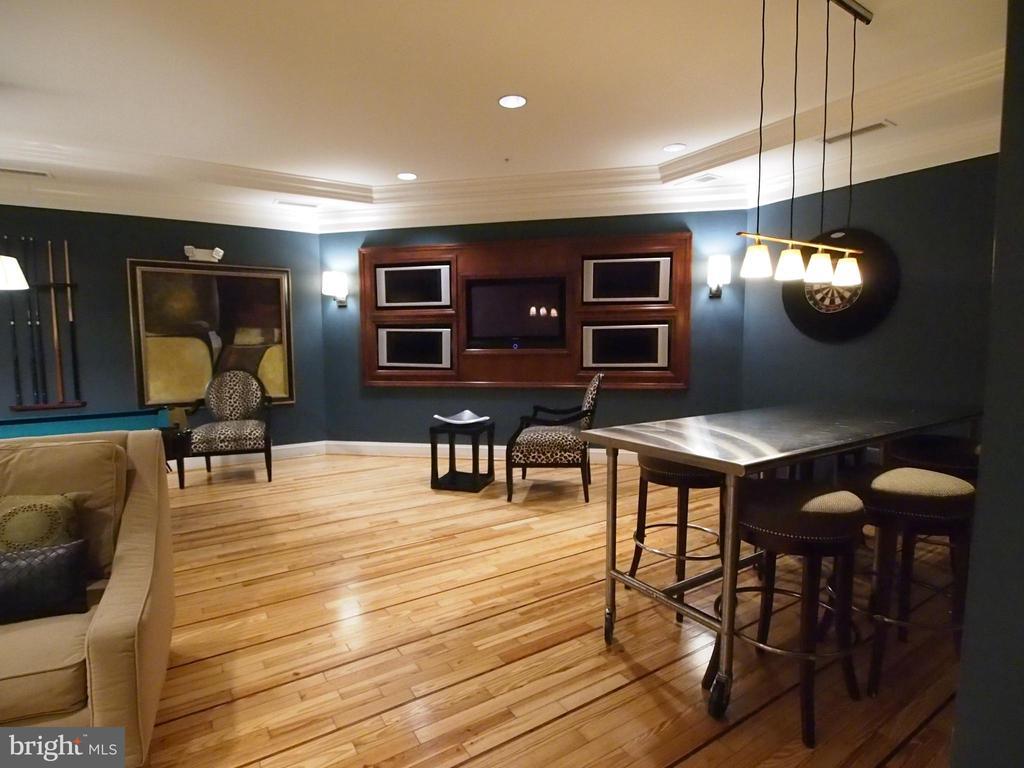 Billiard Room - 2665 PROSPERITY AVE #123, FAIRFAX