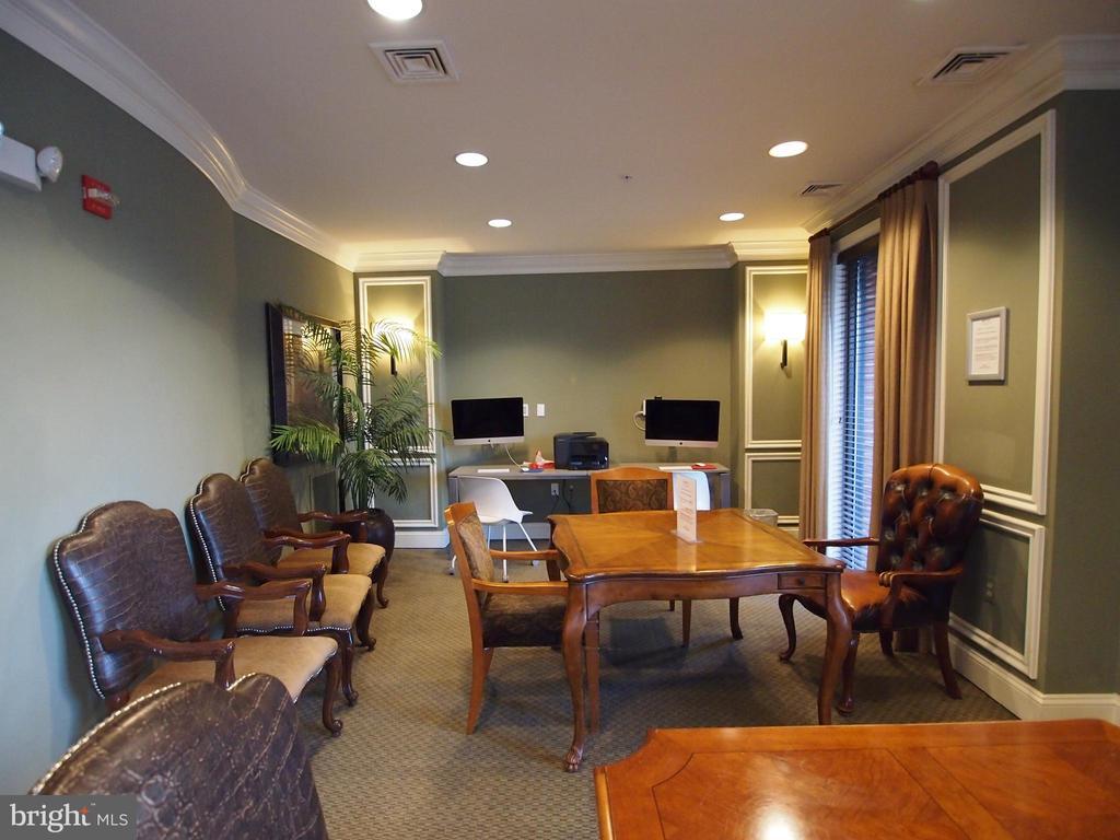 Business Center - 2665 PROSPERITY AVE #123, FAIRFAX