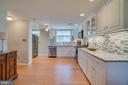 Fully Renovated Kitchen - 922 CROTON DR, ALEXANDRIA