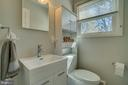 Half Bath Upstairs - 922 CROTON DR, ALEXANDRIA