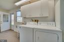 Huge Laundry Room/Mud Room - 922 CROTON DR, ALEXANDRIA