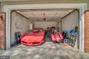 Garage parking and oversized driveway - 922 CROTON DR, ALEXANDRIA