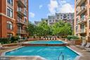 Community pool - 1220 N FILLMORE ST #708, ARLINGTON