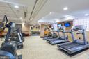 Large 24hr Gym with  Weights, Machines and Yoga Rm - 616 E ST NW #656, WASHINGTON