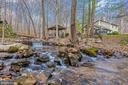 Property features multiple water falls. - 13712 PRYOR RD, THURMONT