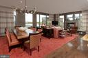 Open the window treatments w/the push of a button! - 601 N FAIRFAX ST #316, ALEXANDRIA