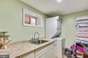 Laundry Area - 4914 BANGOR DR, KENSINGTON