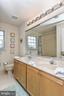 Upper Level Full Bath - 43359 LA BELLE PL, ASHBURN