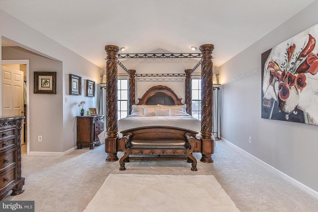 Master Bedroom - 43359 LA BELLE PL, ASHBURN