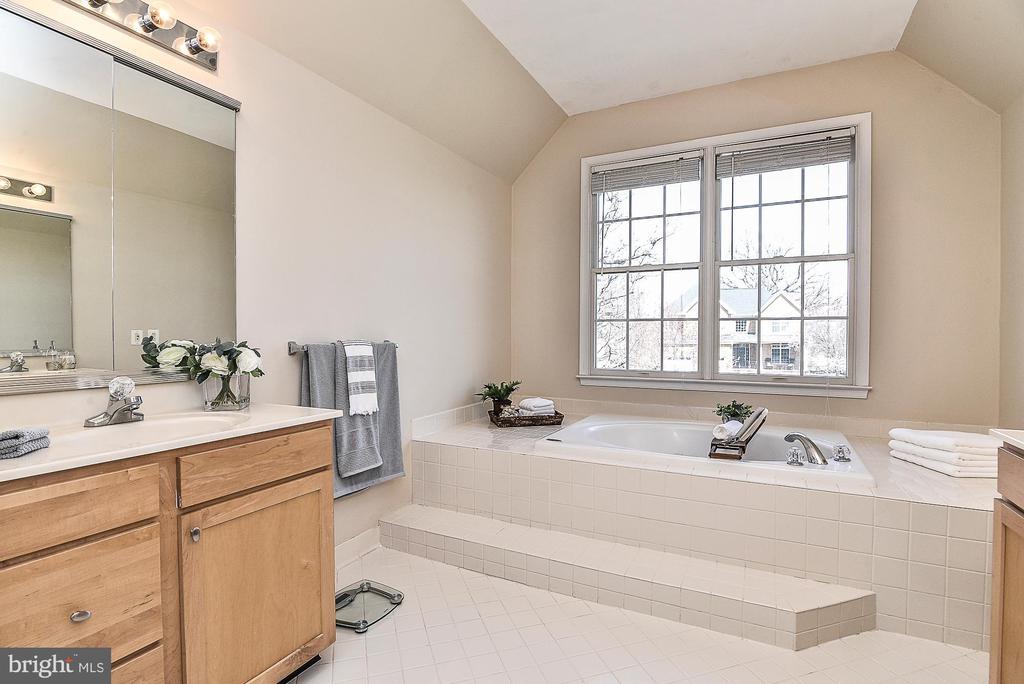 Master Bath - 43359 LA BELLE PL, ASHBURN
