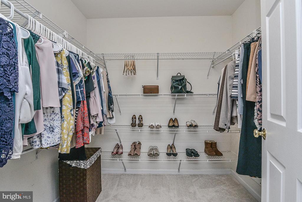 Master Walk-in Closet #1 - 43359 LA BELLE PL, ASHBURN