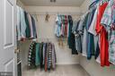 Master Walk-in Closet #2 - 43359 LA BELLE PL, ASHBURN