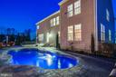 Entertain your guest with this heated pool - 24436 PERMIAN CIR, ALDIE