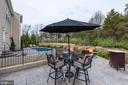 Incredible outdoor entertaining day or night - 24436 PERMIAN CIR, ALDIE