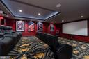 Incredible media Room Conveys in its Entirety! - 24436 PERMIAN CIR, ALDIE