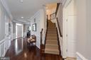 Dual Staircase - 24436 PERMIAN CIR, ALDIE