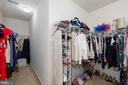 His and Her Walk-in Closets (This is her's) - 24436 PERMIAN CIR, ALDIE