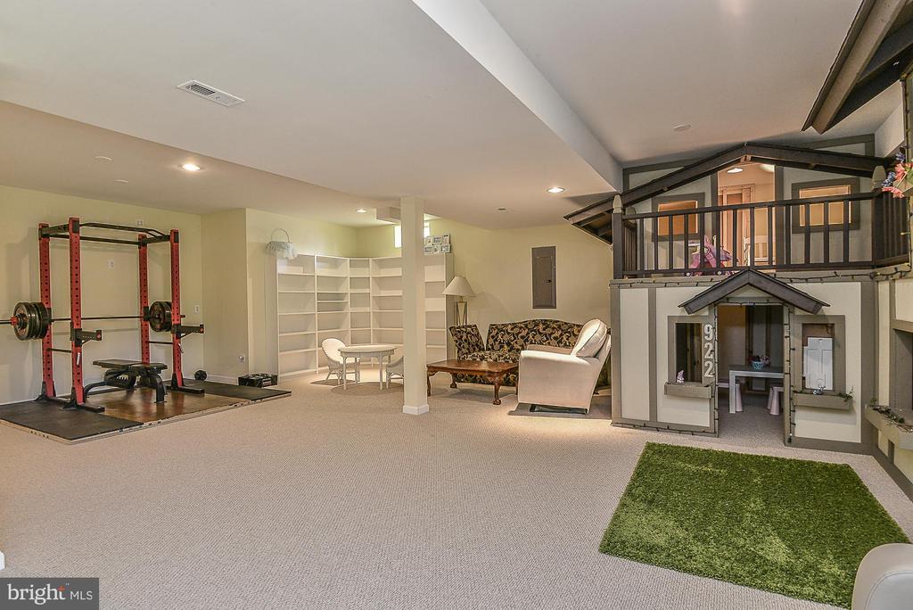 Basement Recreation Room - 43359 LA BELLE PL, ASHBURN