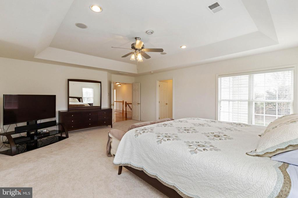 Master bedroom - 44267 OLDETOWNE PL, ASHBURN