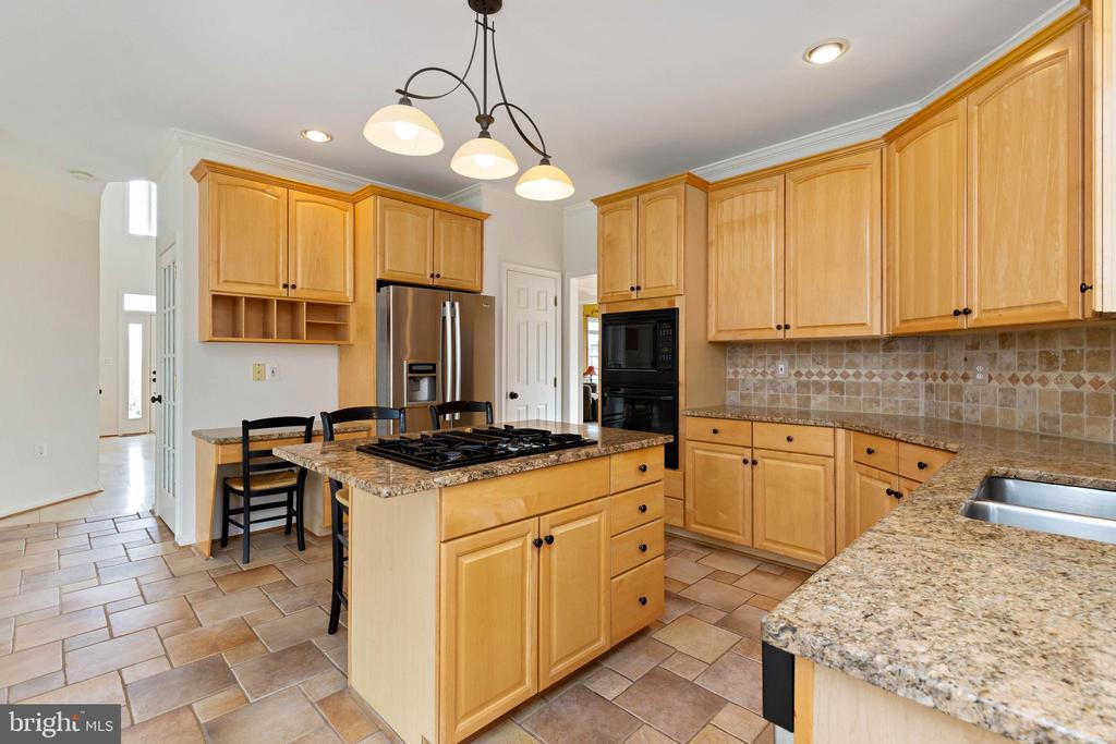Kitchen - 44267 OLDETOWNE PL, ASHBURN