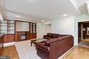 Lower Level Builtins - 44267 OLDETOWNE PL, ASHBURN