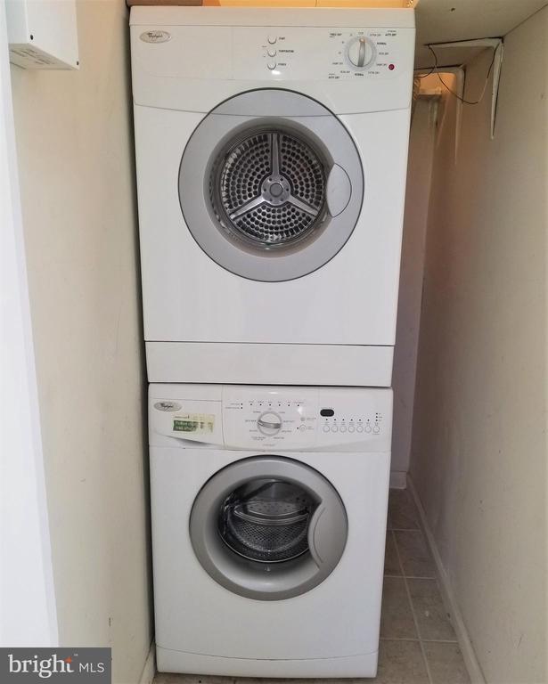 Washer-Dryer - 6311 WOODLAND RD, MORNINGSIDE