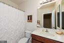 Basement Full Bath (Bath #6) - 24436 PERMIAN CIR, ALDIE