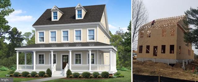 Einfamilienhaus für Verkauf beim 1313 OFFICERS ROW Delaware City, Delaware 19706 Vereinigte Staaten