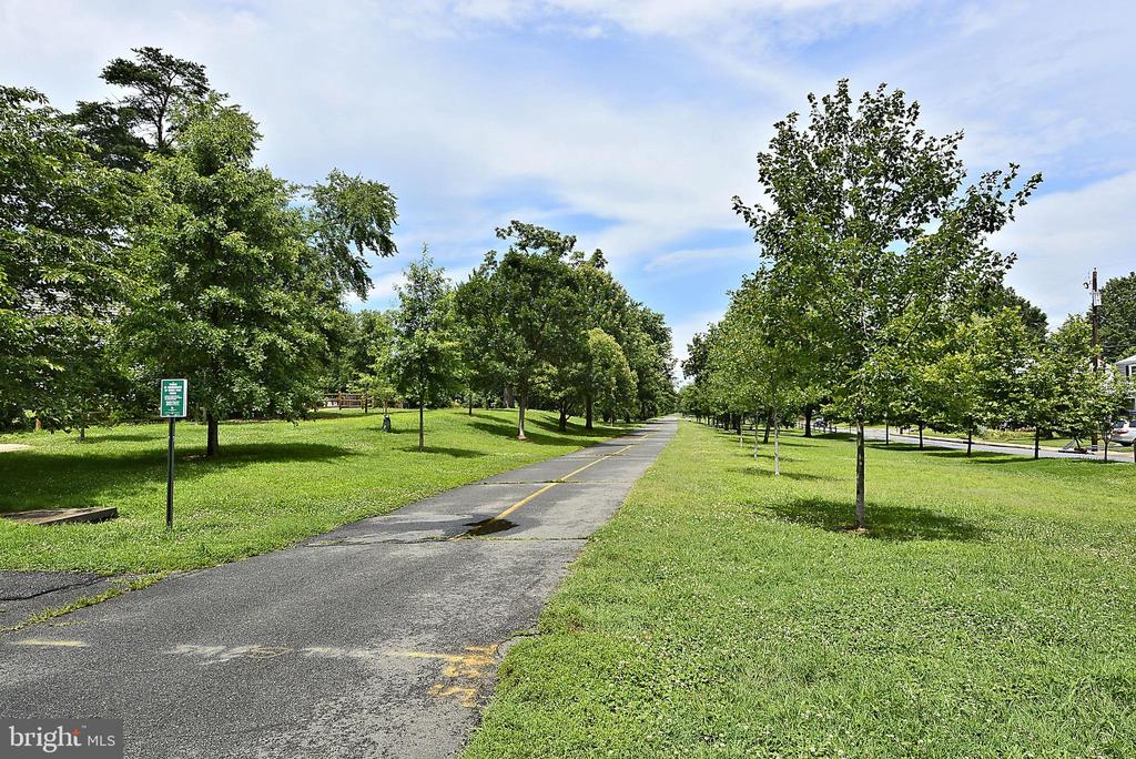 Bluemont Park - W&OD Bike Trail - 4507 4TH RD N, ARLINGTON