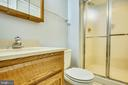 Lower Level Full Bath - 4507 4TH RD N, ARLINGTON