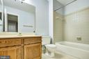 Main Bathroom - 4507 4TH RD N, ARLINGTON