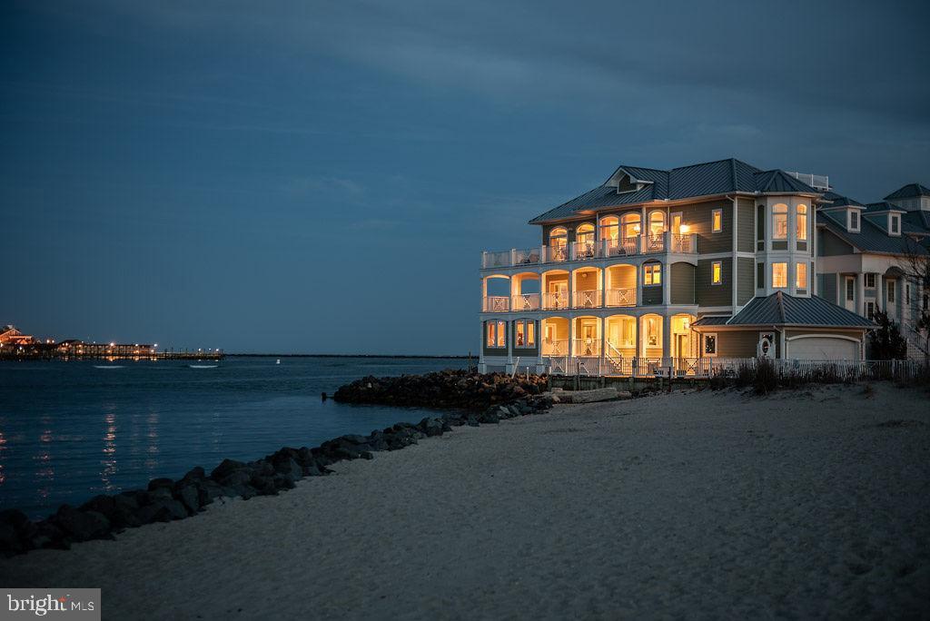 Single Family Homes 용 매매 에 Ocean City, 메릴랜드 21842 미국