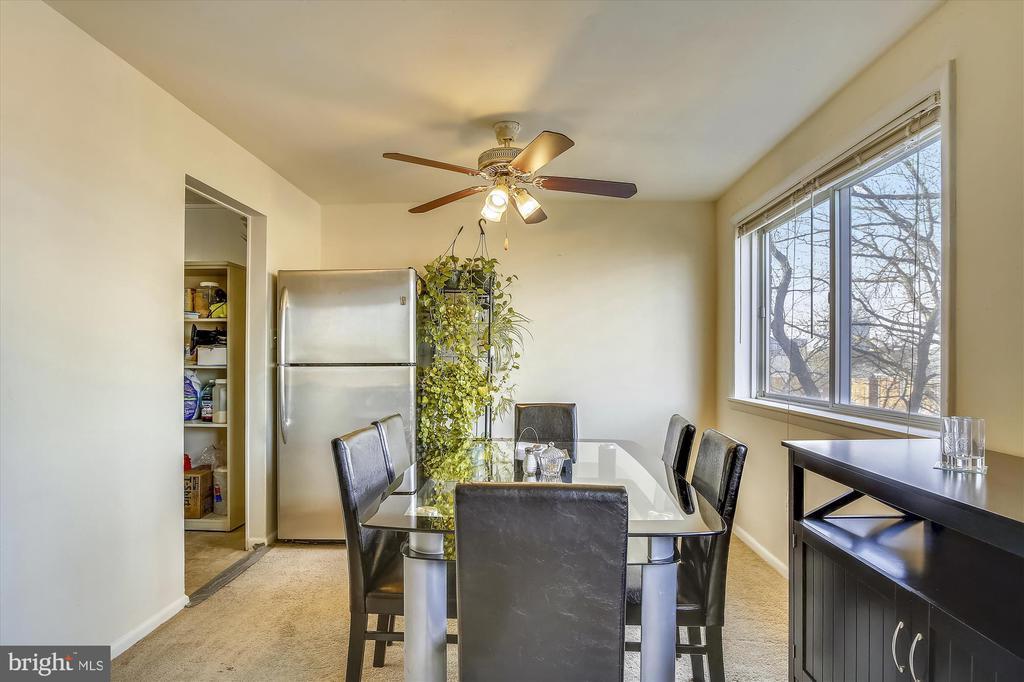 Dining Room - 5111 8TH RD S #305, ARLINGTON