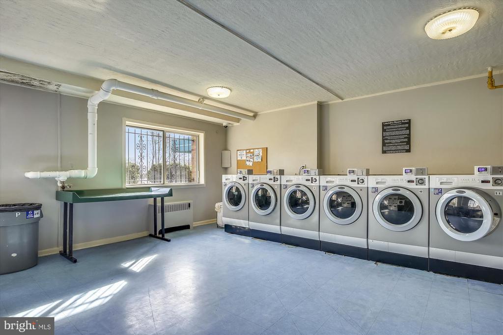 Laundry Amenities - 5111 8TH RD S #305, ARLINGTON